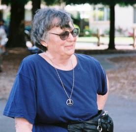 Ann at Caesar Chavez Park