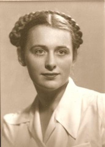 Ann portrait